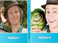 Mr Blooms Nursery Puzzle