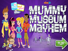 Mummy Museum Mayhem