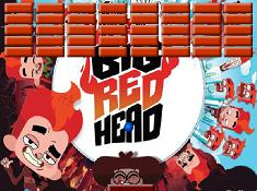 My Big Red Head Arkanoid