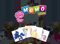 My Little Pony Memory Deluxe