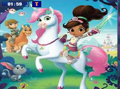 Nella the Princess Knight Differences