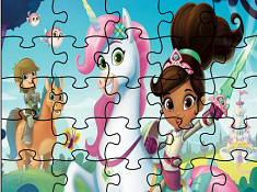 Nella The Princess Knight Puzzle