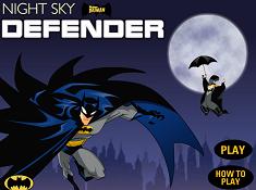 Night Sky Defender