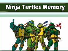 Ninja Turtles Memory