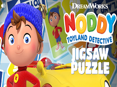 Noddy Toyland Detective Jigsaw Puzzle