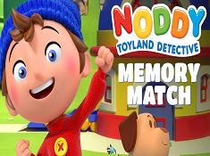 Noddy Toyland Detective Memory Match