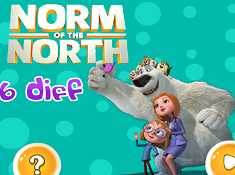 Norm of the North 6 Diff