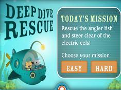 Octonauts Deep Dive Rescue