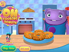 Oh Cooking Donuts