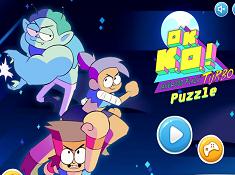 OK KO Lakewood Plaza Turbo Puzzle