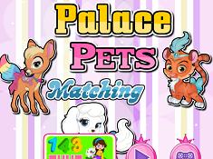Palace Pets Matching