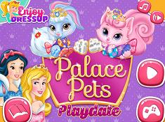 Palace Pets Playdate