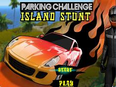 Parking Challenge Island Stunt