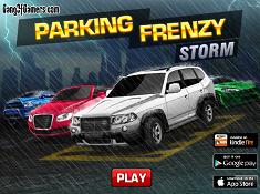 Parking Frenzy Storm