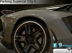 Parking Supercar City 4