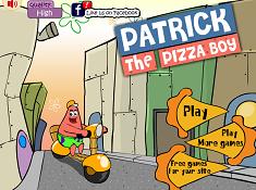 Patrick the Pizza Boy