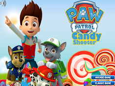 Paw Patrol Candy Shooter