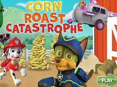 Paw Patrol Corn Roast Catastrophe
