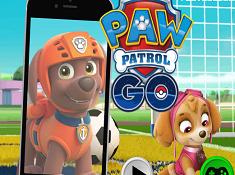 Paw Patrol Go