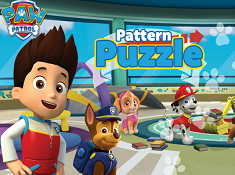 Paw Patrol Pattern Puzzle