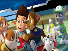 Paw Patrol Whats Missing