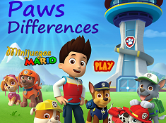 Paws Differences