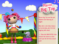 Peanut Big Top Juggling