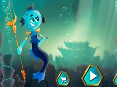 Penn Zero Flappy Fish Rush