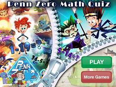 Penn Zero Math Quiz