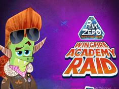 Penn Zero Wing Fire Academy Raid