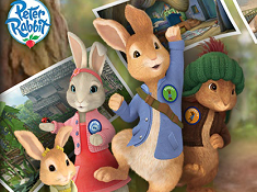 Peter Rabbit Make a Scene