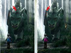 Petes Dragon Spot 6 Diff