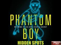 Phantom Boy Hidden Spots