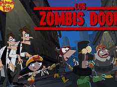 Phineas and Ferb Zombies Doof