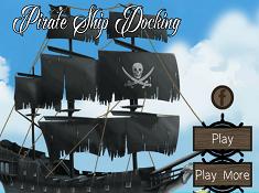 Pirate Ship Docking