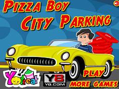 Pizza Boy City Parking