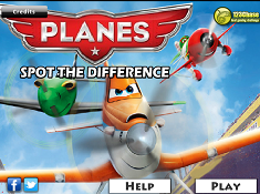 Planes Spot the Difference