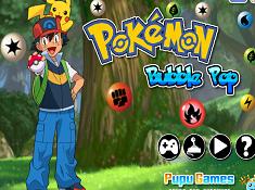 Pokemon Bubble Pop