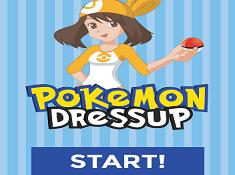 Pokemon Dressup
