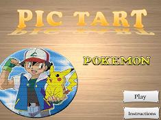 Pokemon Pic Tart