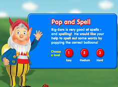 Pop and Spell
