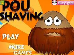Pou Shaving