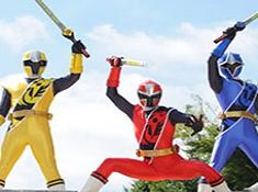 Power Ragers Shuriken Swap Puzzle
