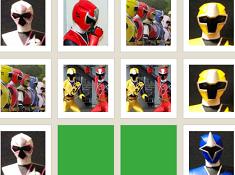 Power Rangers Shuriken Memory
