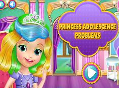 Princess Adolescence Problems