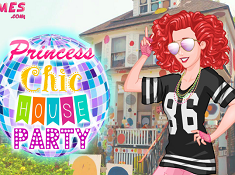 Princess Chic House Party