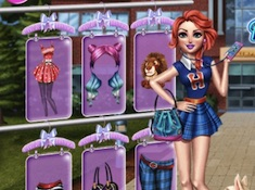 Princess Dress up College Prep