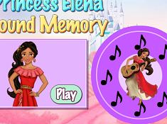 Princess Elena Sound Memory