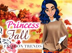 Princess Fall Fashion Trends