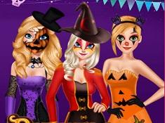 Princess Halloween Carnival
